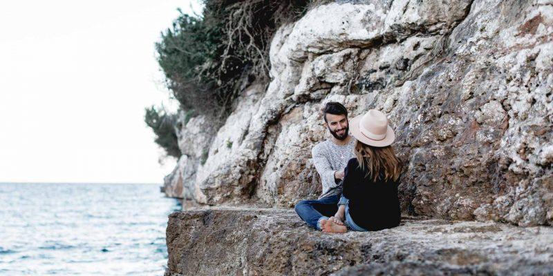 Paarshooting in Mallorca von Monika Wittmann Photography